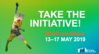 Delavnica je bila izvedena kot partnerski dogodek EU Green Week (Zeleni teden). #EUGreenWeek